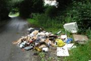 NFU calls for greater effort to combat fly-tipping
