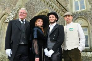 Step back in time at Dinefwr's Edwardian Christmas fayre this weekend
